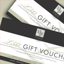 About our Gift Vouchers
